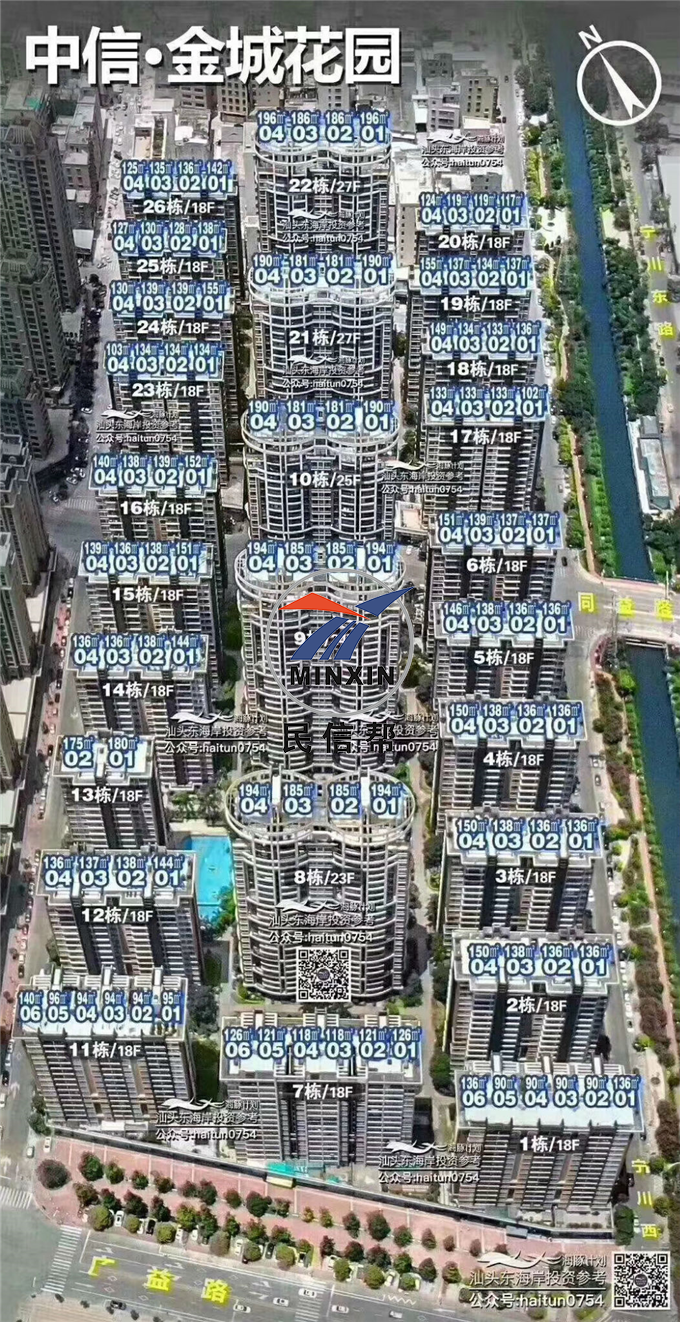 中信金城三期相片